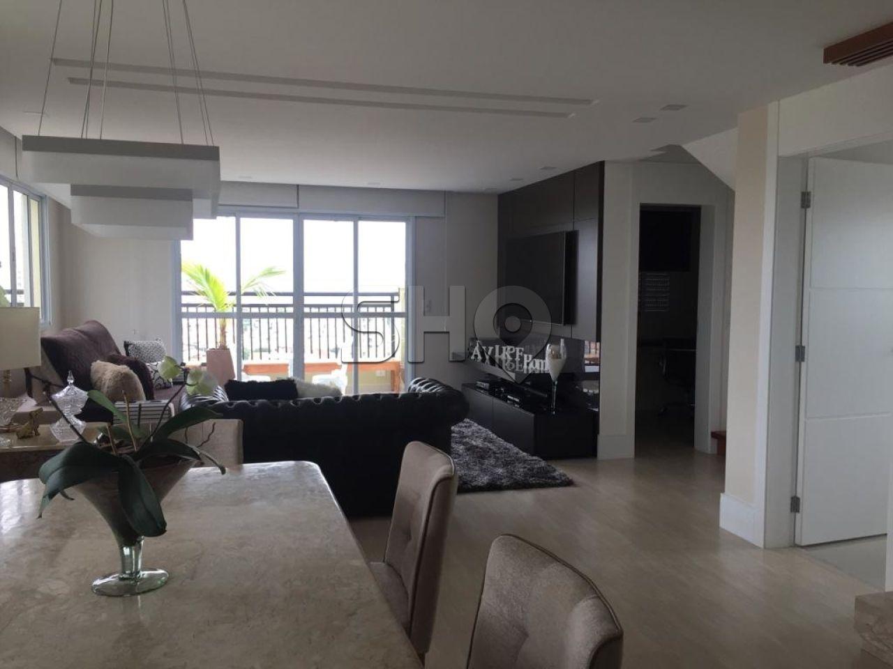 Apartamento Duplex para Venda - Vila Dom Pedro Ii