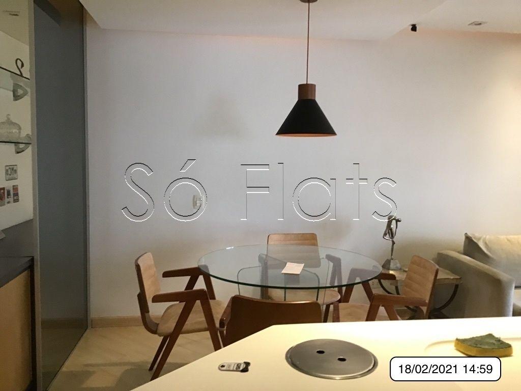 Flat para Locação - VILA NOVA CONCEIÇÃO