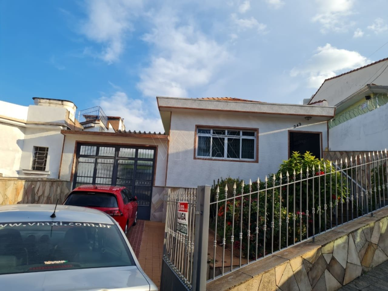 Casa Assobradada para Venda - Vila Paiva