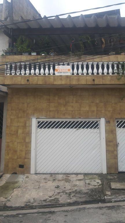Casa Assobradada para Venda - Jardim do Colégio
