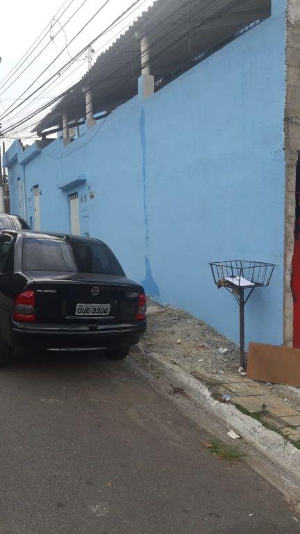 Casa Assobradada para Venda - Conjunto Habitacional Jardim São Bento