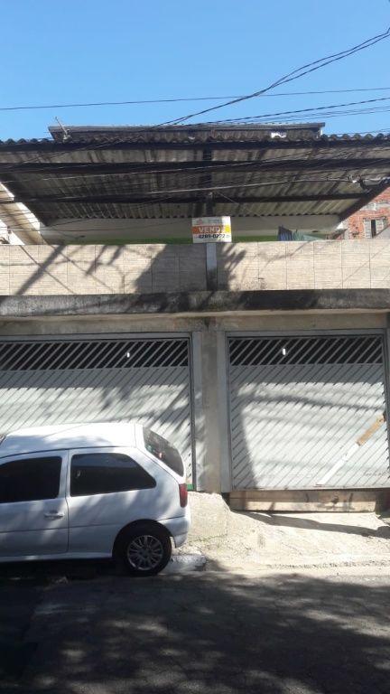 Casa Térrea para Venda - Jardim Capão Redondo