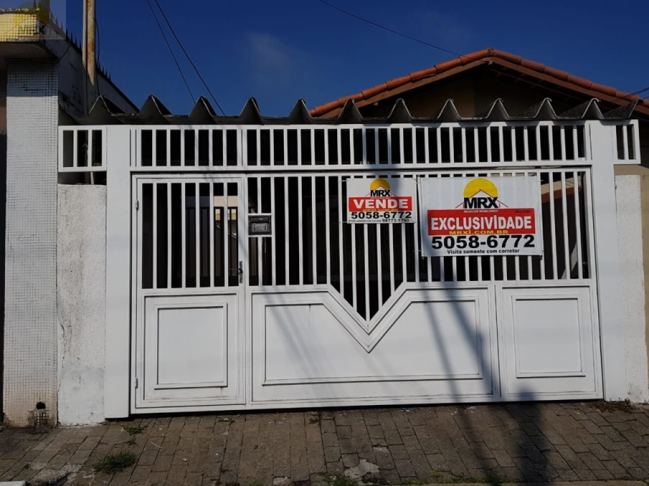 Casa Térrea para Venda - Vila Das Mercês