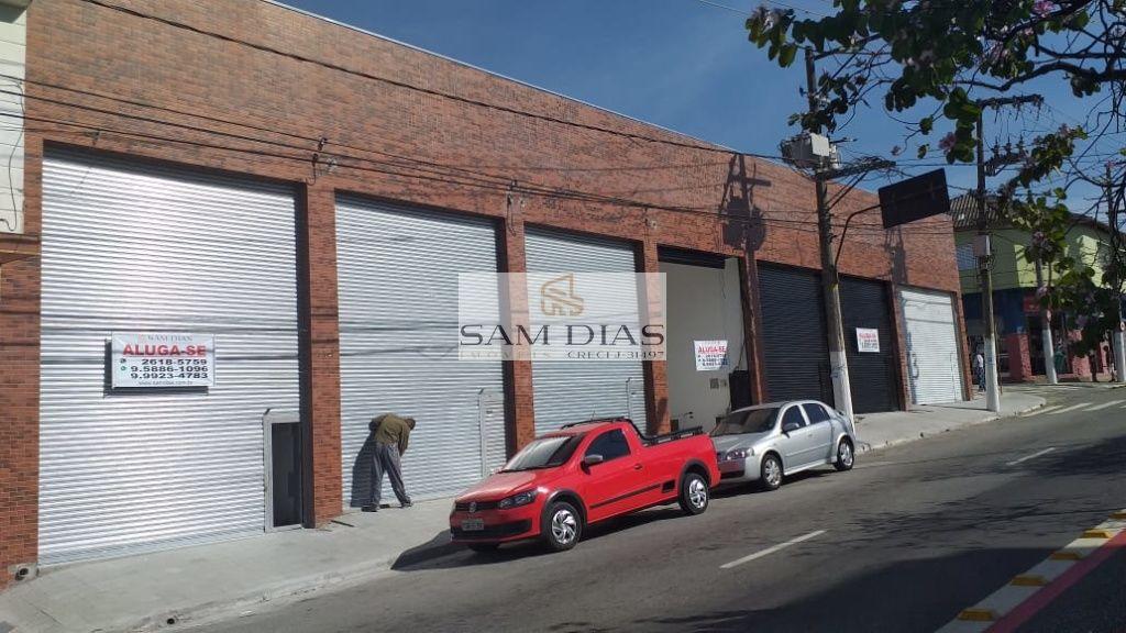 Loja para Locação - Vila Santa Teresa (Zona Leste)