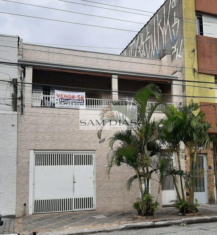 Sobrado para Locação - Vila Maria