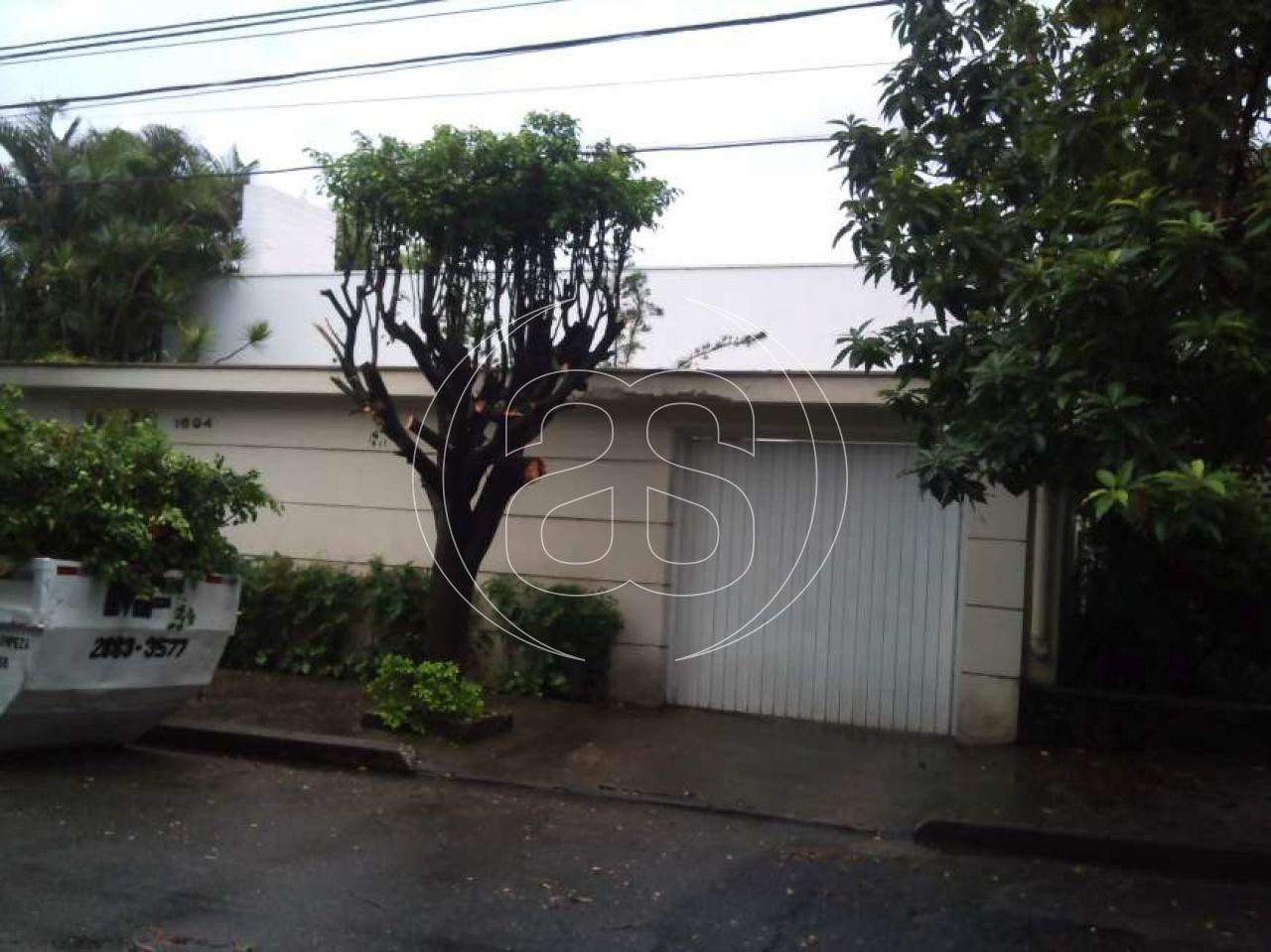Casa Térrea para Venda - MOEMA PÁSSAROS