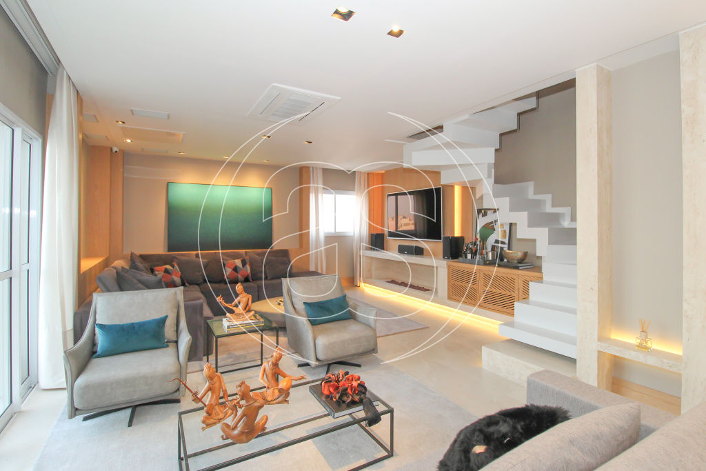Cobertura Duplex para Venda - BROOKLIN PAULISTA