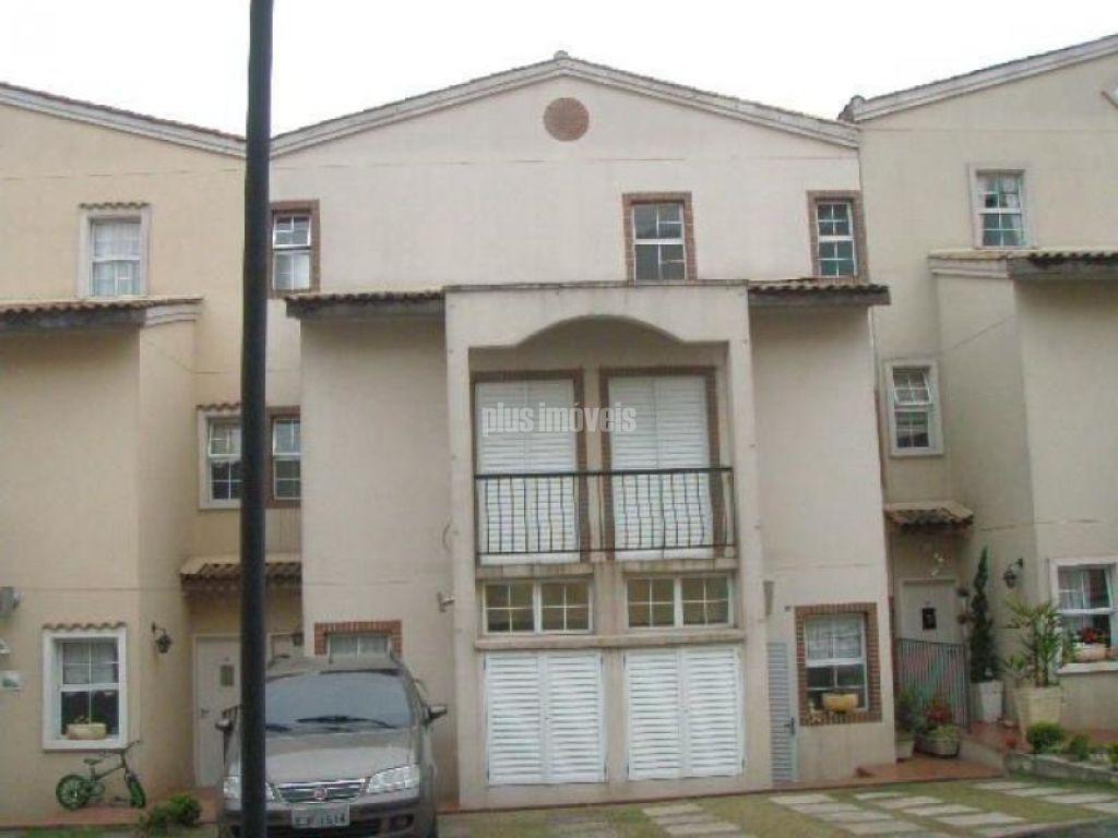 Casa em Condomínio Fechado para Venda - Campo Limpo