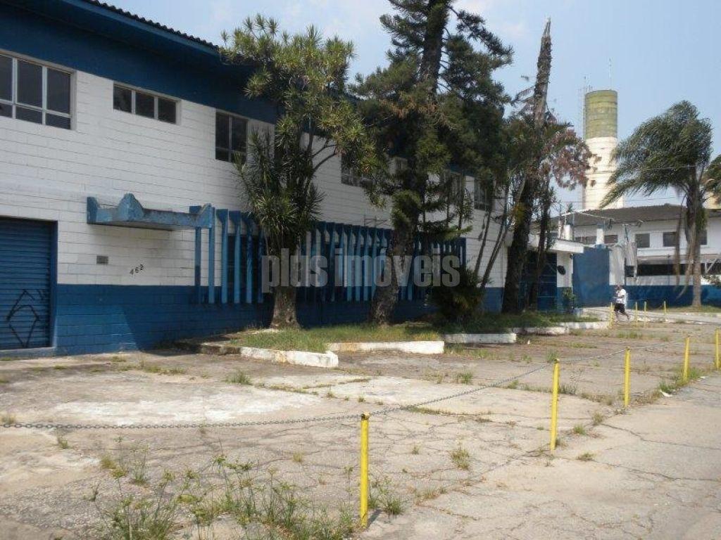 Area para Locação - Jaguaré