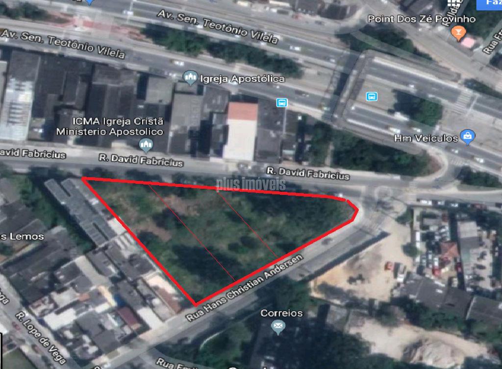 Terreno para Venda - Jardim Guanabara