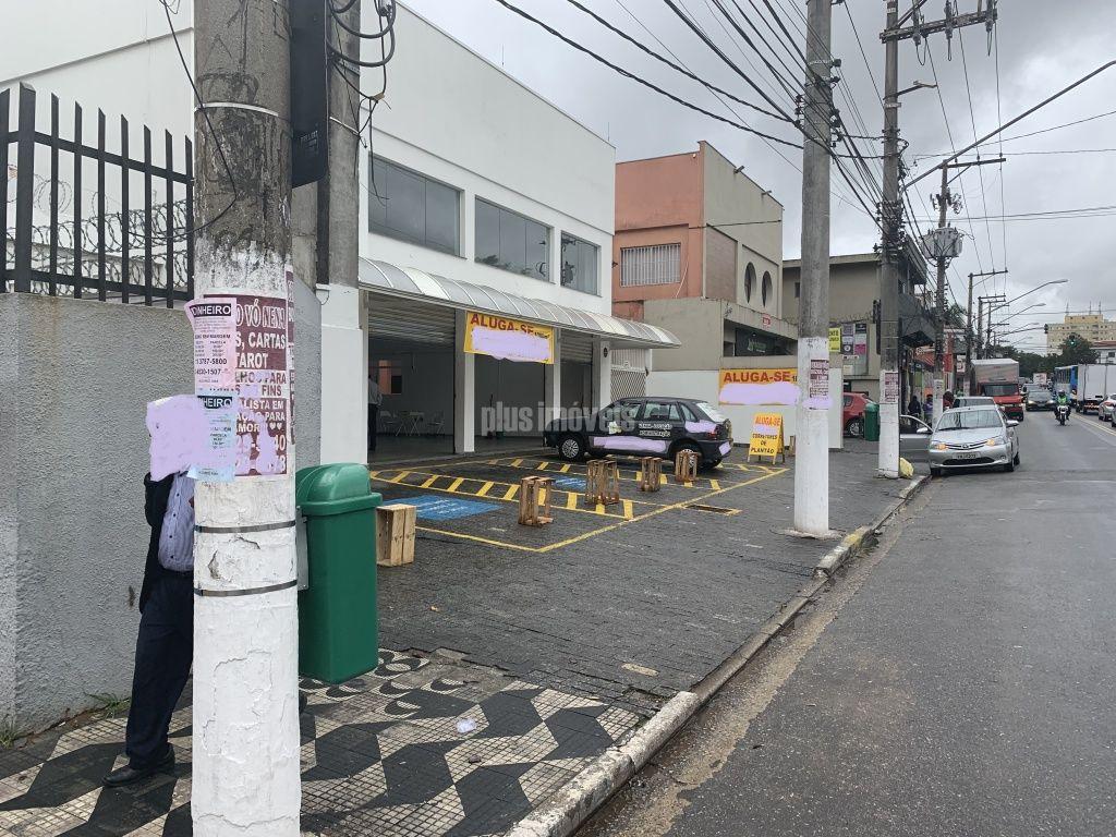 Galpão para Locação - Vila Mascote