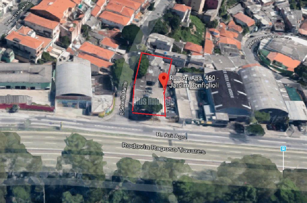 Terreno para Locação - Jardim Bonfiglioli
