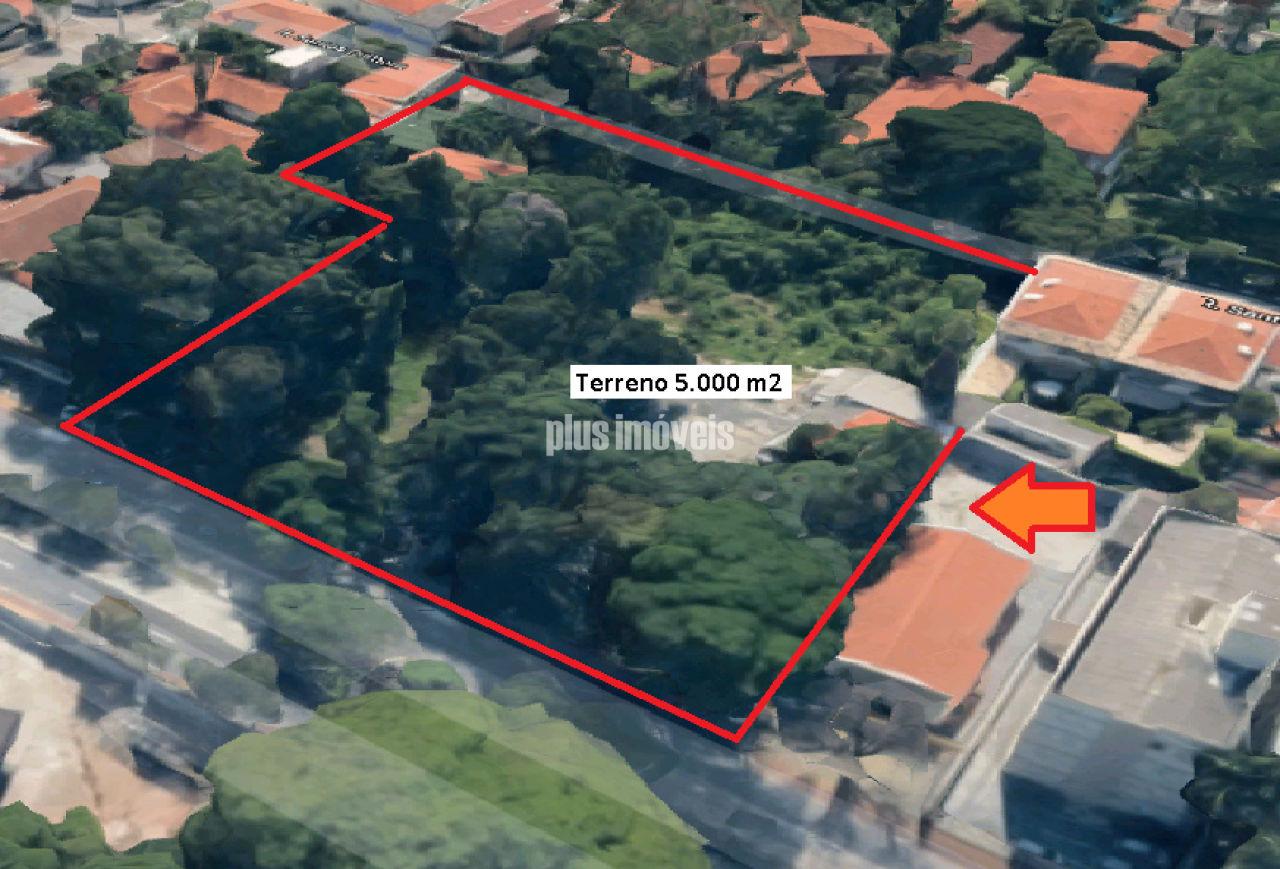 Area para Venda - Alto da Boa Vista