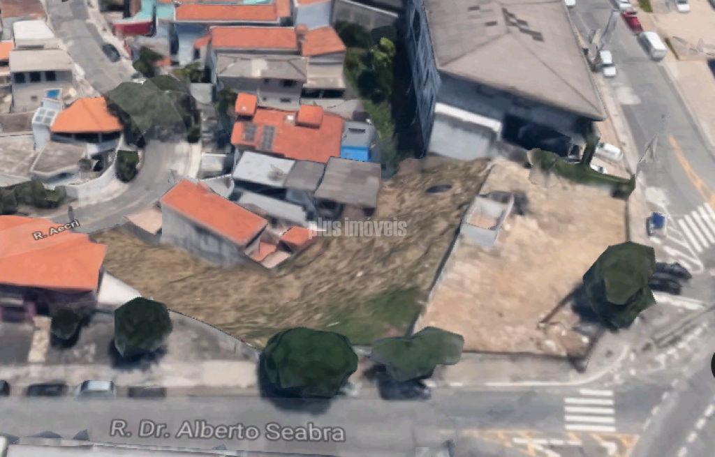 Terreno para Locação - Alto de Pinheiros