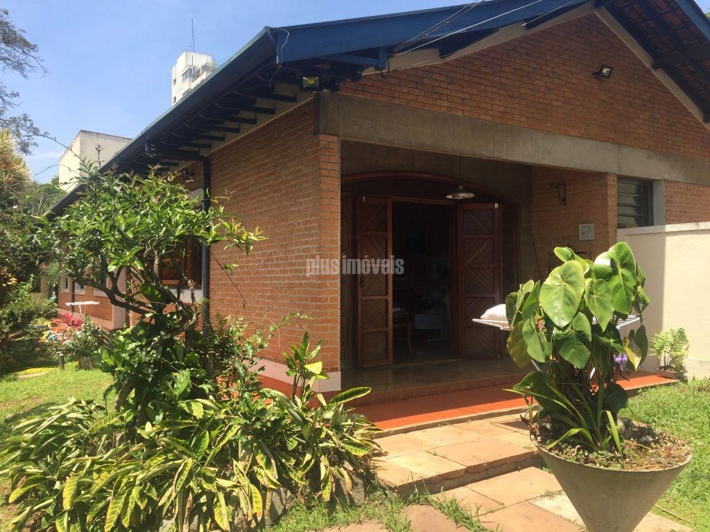 Casa Térrea para Locação - Planalto Paulista