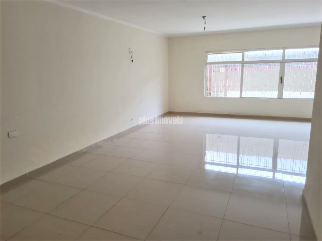 Casa Térrea para Locação - Brooklin Paulista
