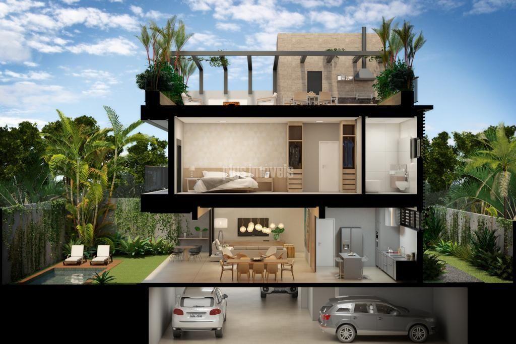 Casa em Condomínio Fechado para Venda -  Brooklin