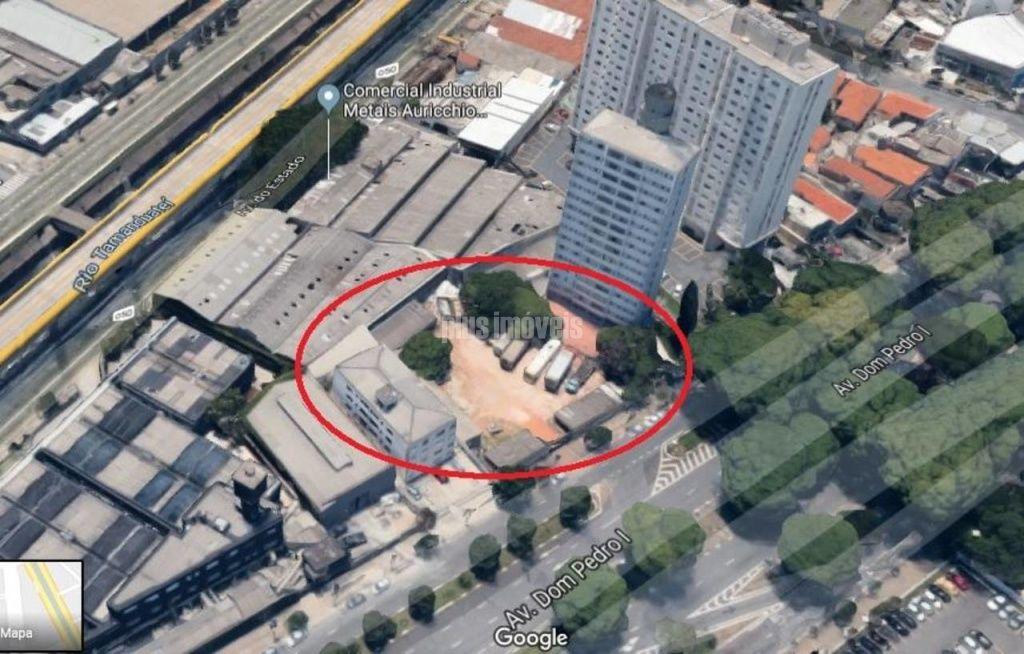 Galpão para Locação - Vila Monumento