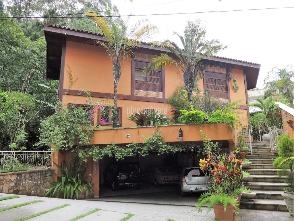 Casa em Condomínio Fechado para Locação - Panamby