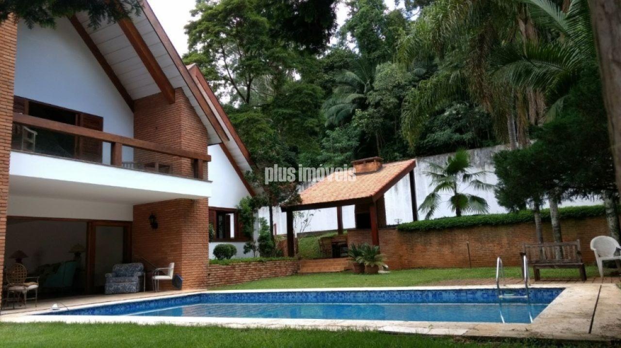 Casa em Rua Sem Saída para Locação - Panamby
