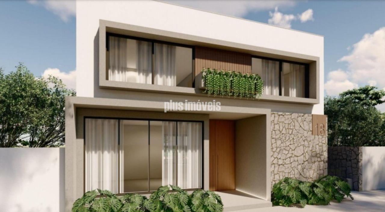 Casa em Condomínio Fechado para Venda - Chácara Santo Antônio - Zona Sul