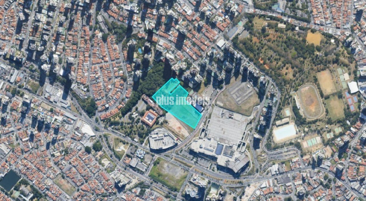 Terreno para Venda - Jardim Anália Franco