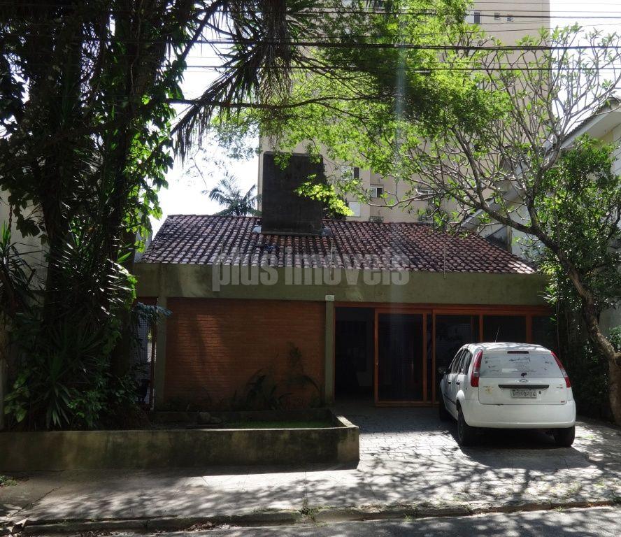 Casa Assobradada para Locação - Panamby