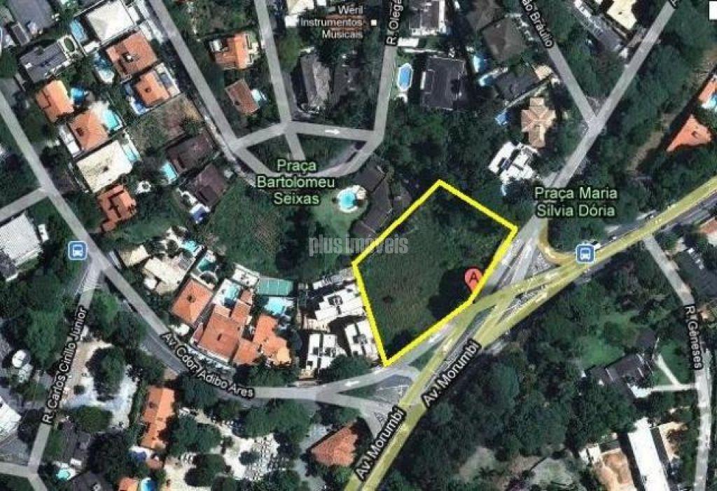Terreno para Venda - Panamby
