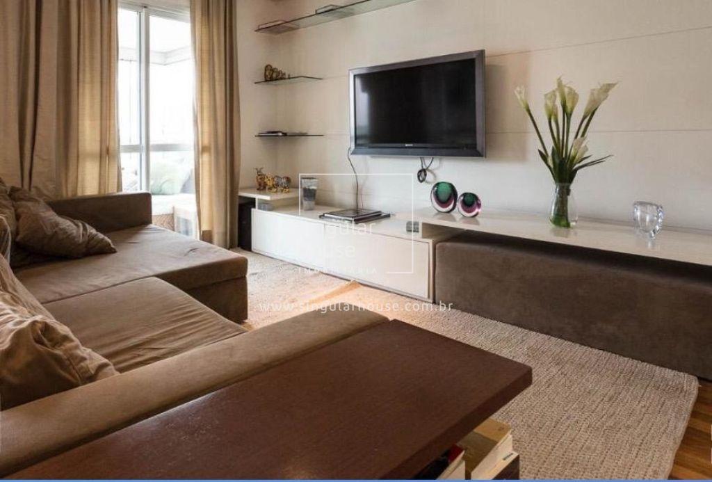 130 m² | 3 suítes | 3 vagas | Brooklin