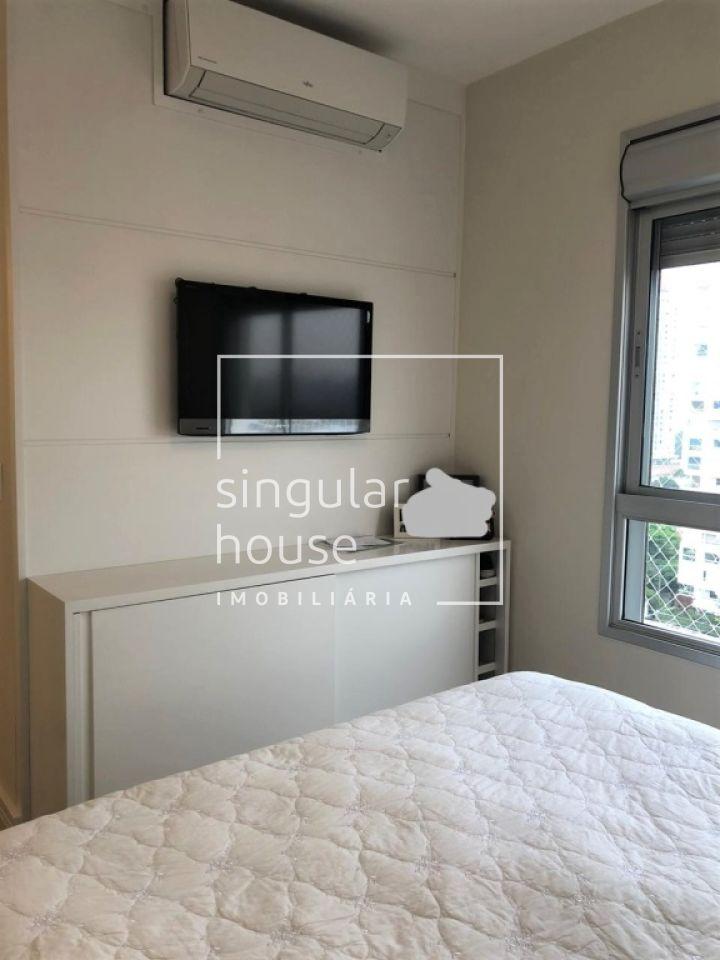 Lindo apartamento decorado de 105m² no Brooklin