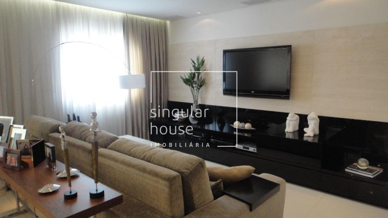 4 Dormitórios | Contemporâneo Campo Belo