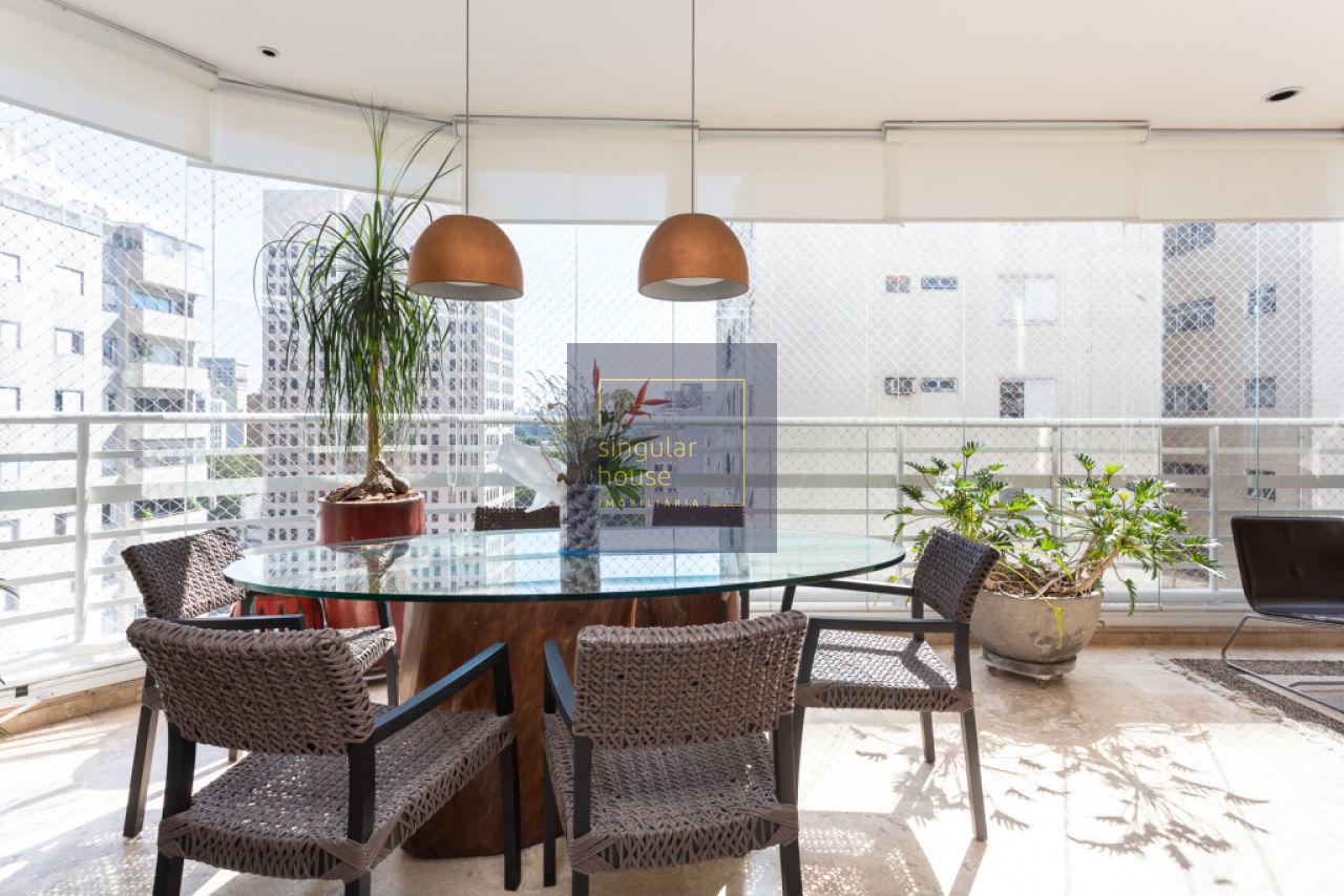 3 suítes | 274 m² | Jardim Europa