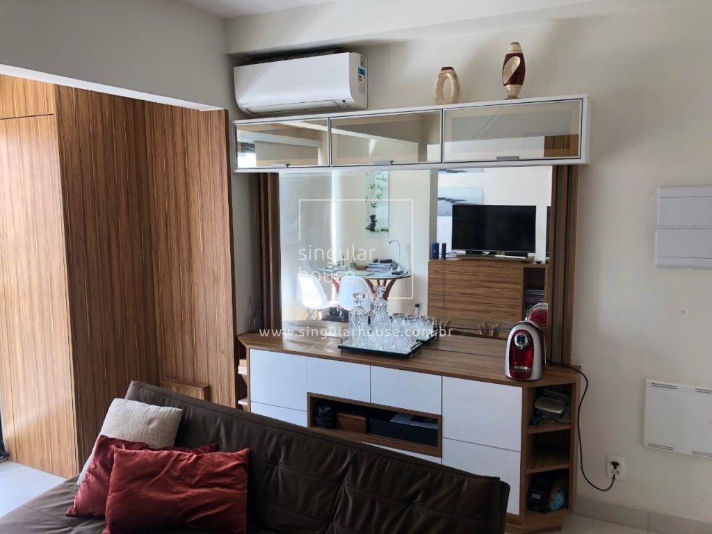 1 Dorm | 36 m² | PROPRIETÁRIO ACEITA PAGAMENTO EM BITCOIN