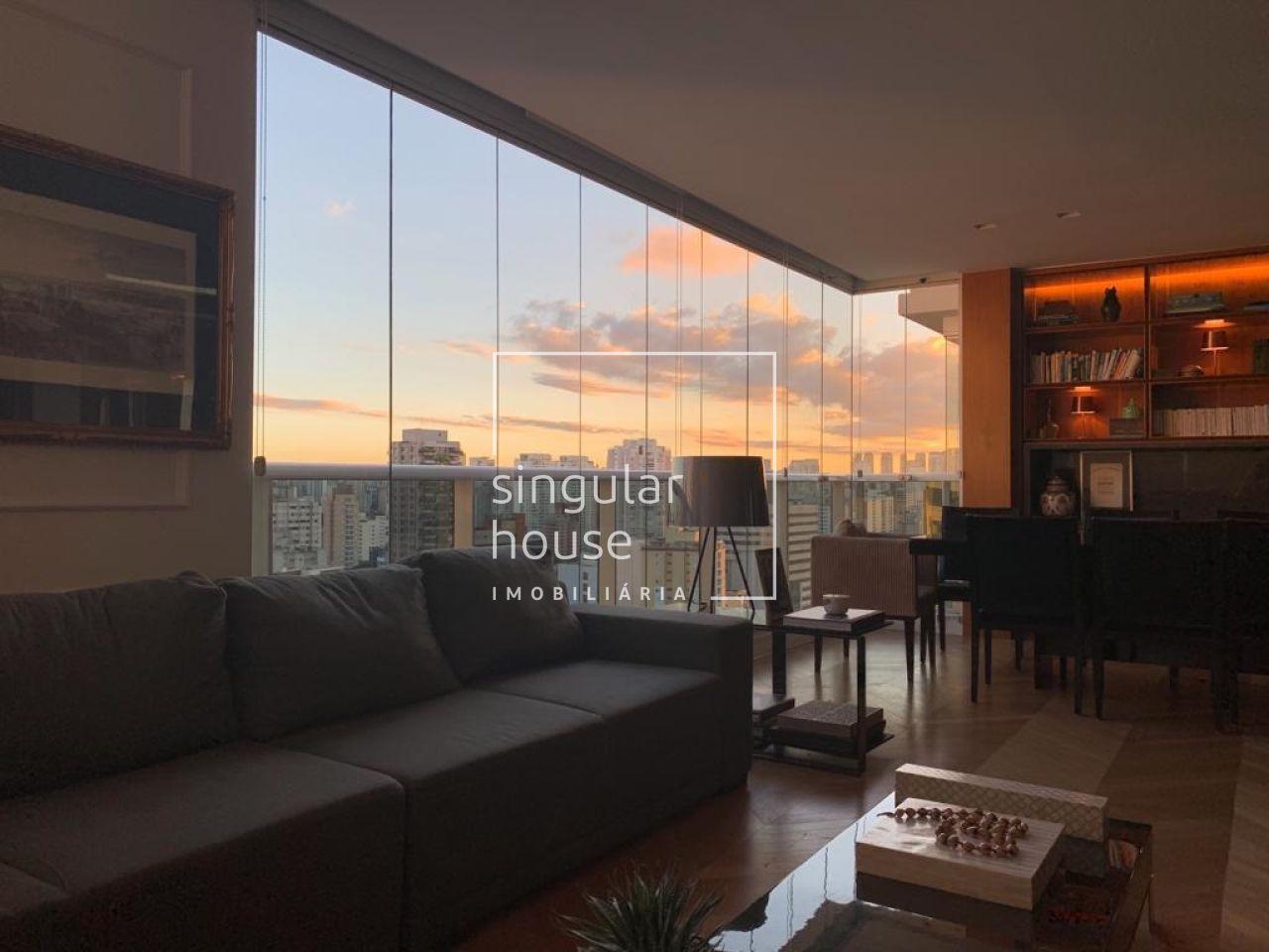 3 suítes | 237 m² | Vila Nova Conceição