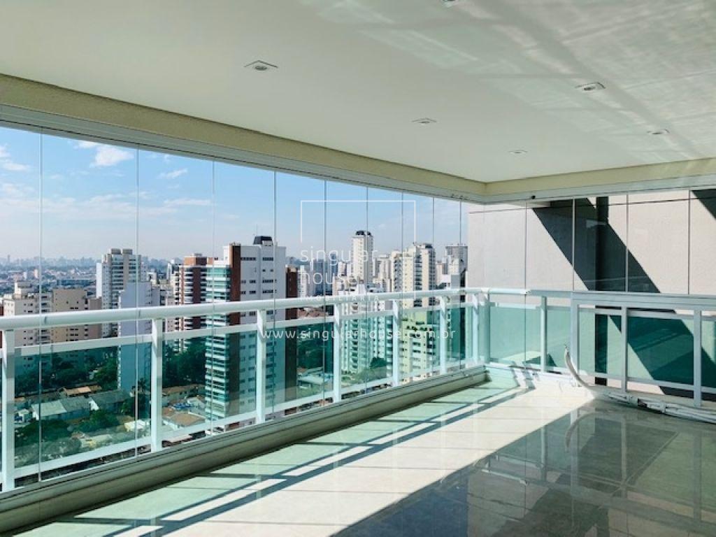 CAMPO BELO NOBRE | 151m² |ANDAR ALTO | 3 SUÍTES