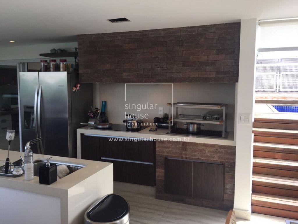 Cobertura | 316 m² | Granja Julieta