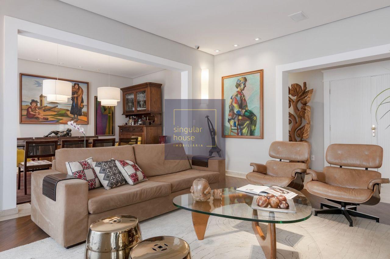 313 m² | 4 suítes | Moema
