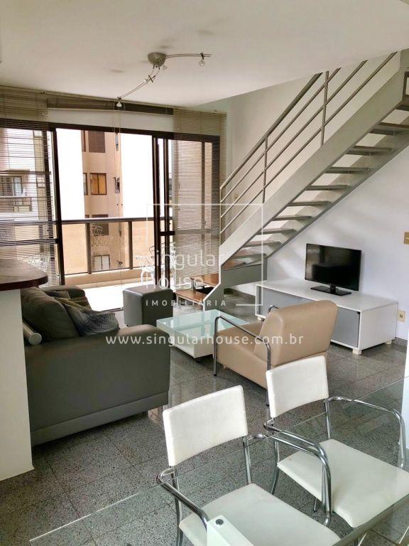Aluguel |Duplex 73M² | Moema Índios | Mobiliado