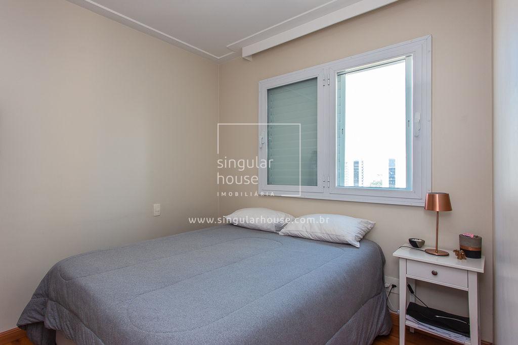 95 m² | 2 suítes + escritório | Brooklin