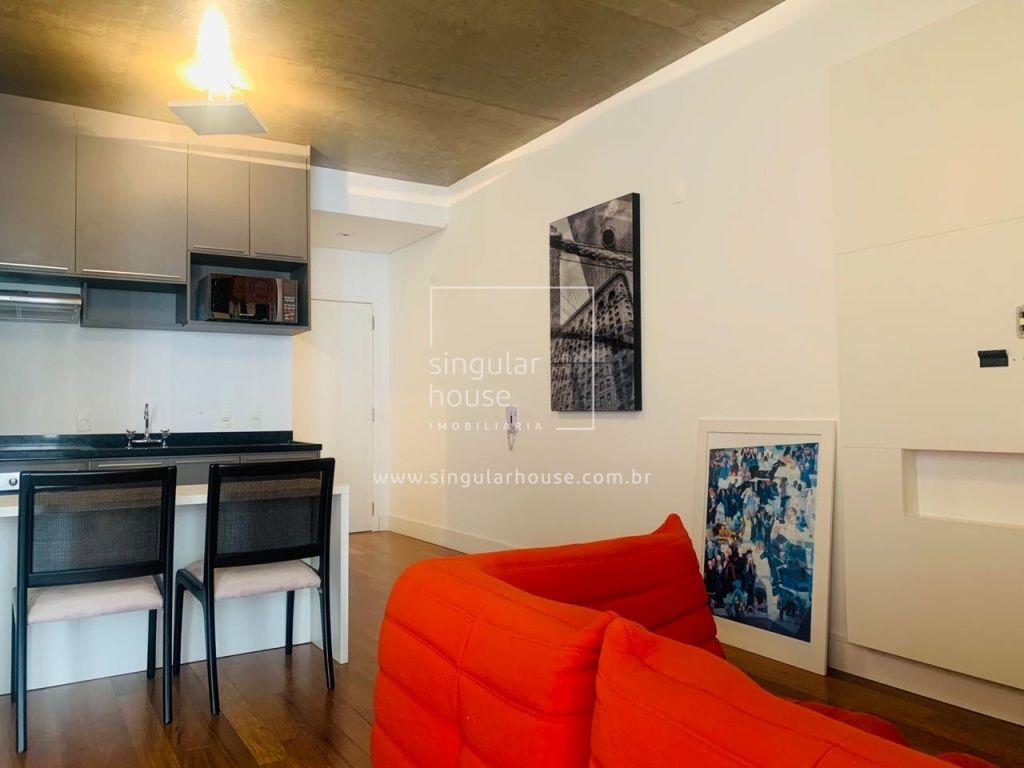 61 m²  Mobiliado   Itaim Bibi