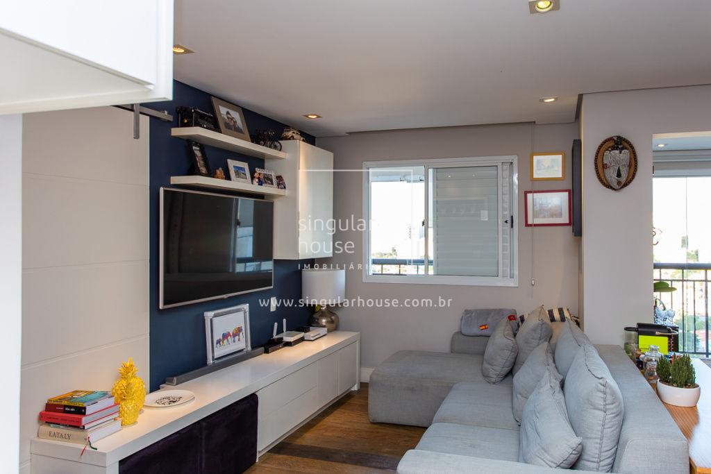 2 suítes + escritório   95 m²   Brooklin