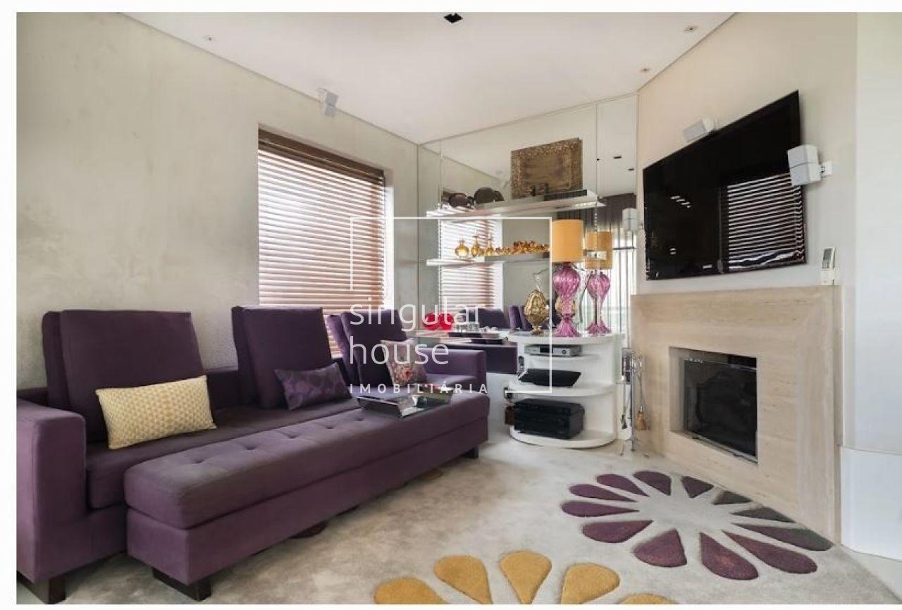288 m² | 4 suítes | Vila Nova Conceição