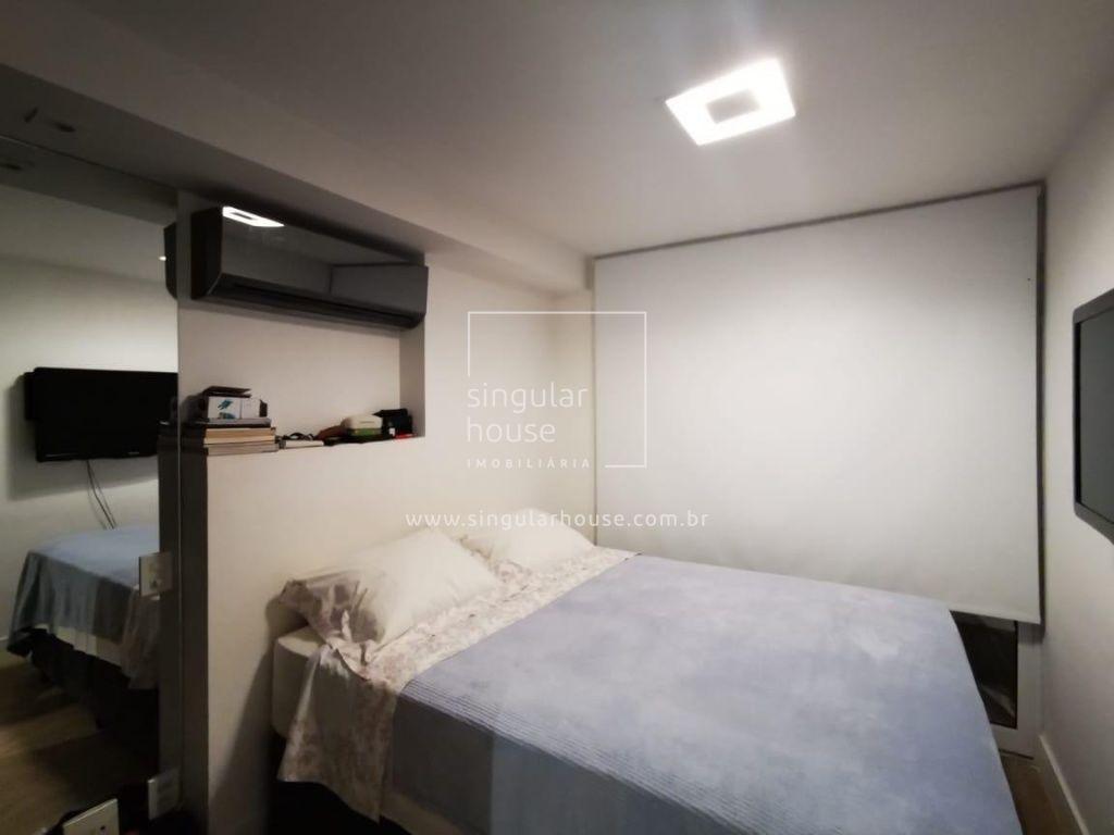 Campo Belo 49 m² | 1 suíte | 1 vg garagem