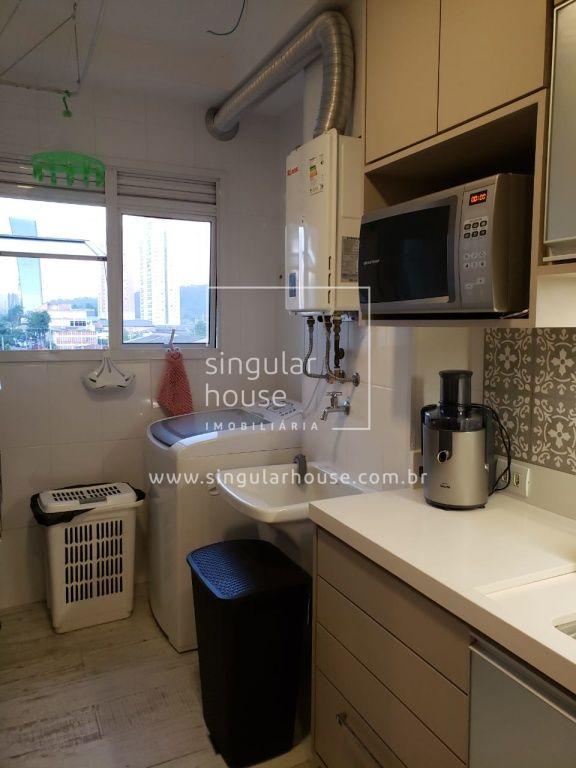 2 Suites | Sala ampliada| 66m2