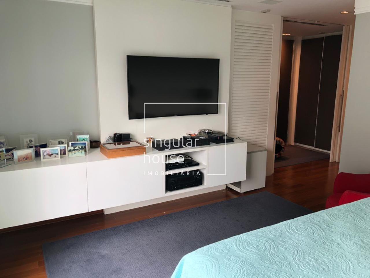 236 m² | 2 suítes + Home | Parque Cidade Jardim