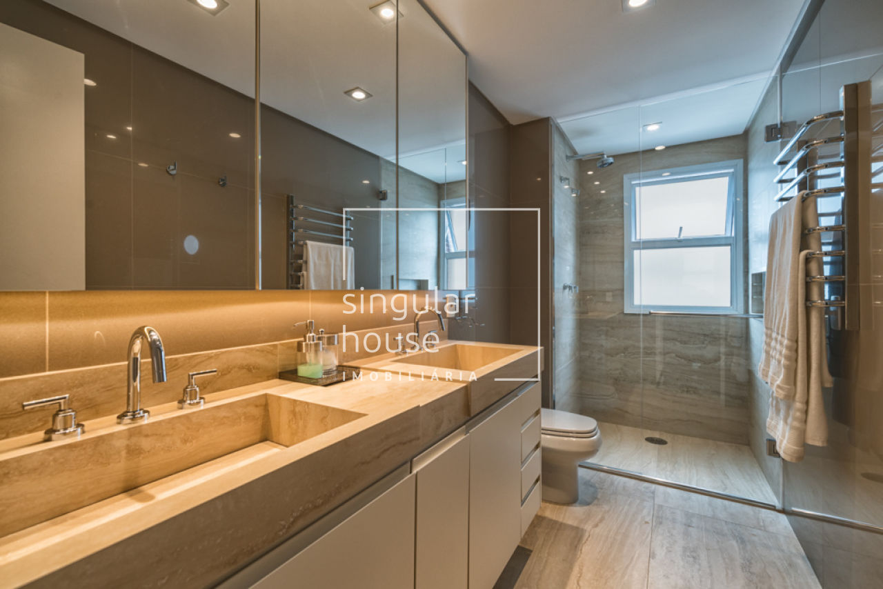 164 m² | 3 suítes | Brooklin