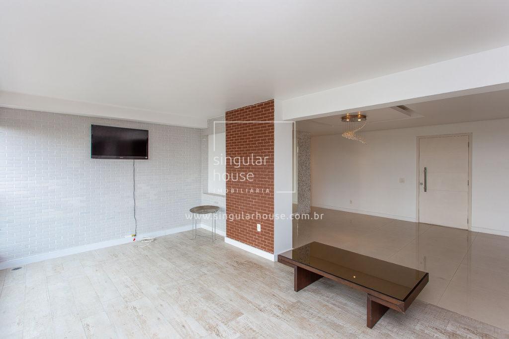 209 m² | 3 suítes + escritório | Lazer de Clube
