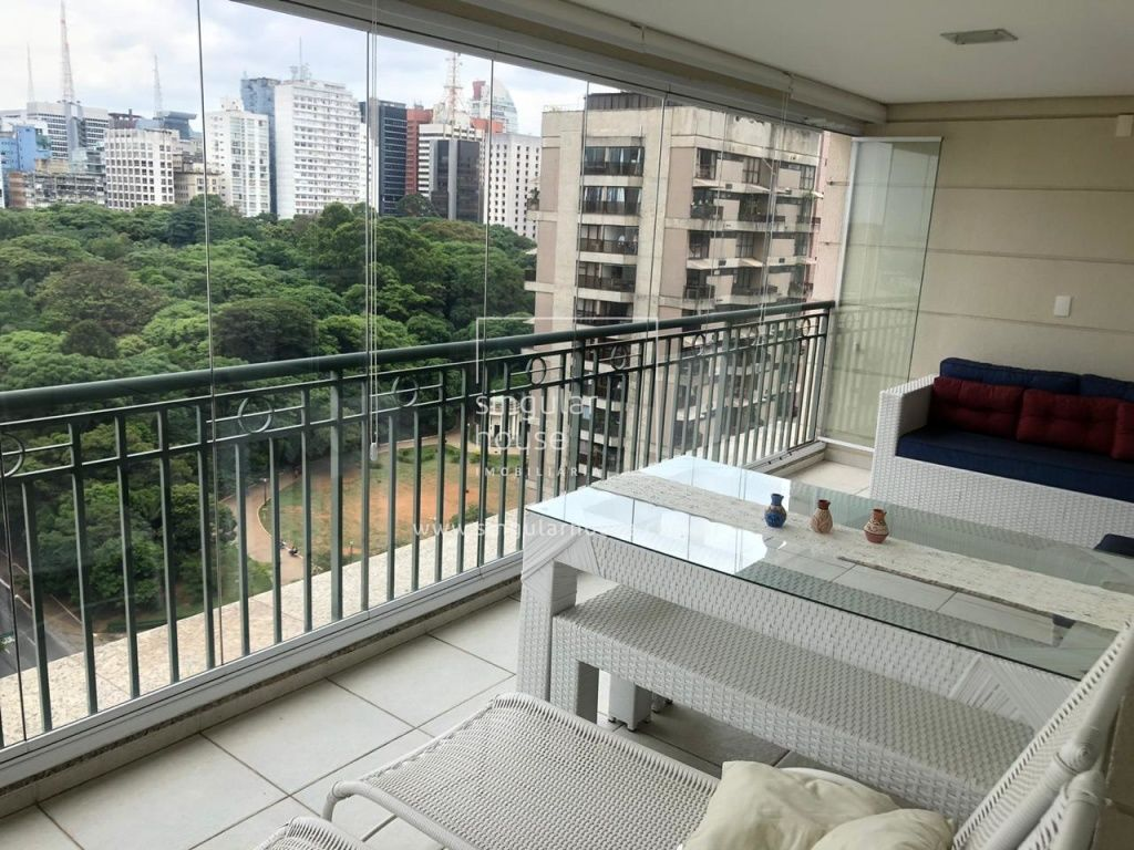 152 m²   4 dormitórios   Jardim Paulista