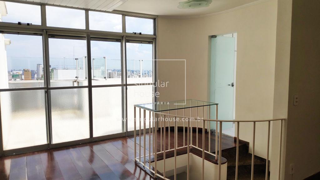 Cobertura | 130 m² | Paraiso