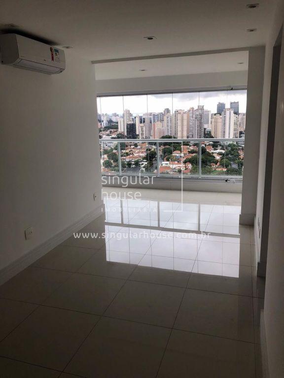 APTO BROOKLIN 44M² | 1 DORMITÓRIO| Lazer Completo |  ANDAR ALTO